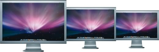 Apple podría lanzar nuevos Cinema Displays en Macworld