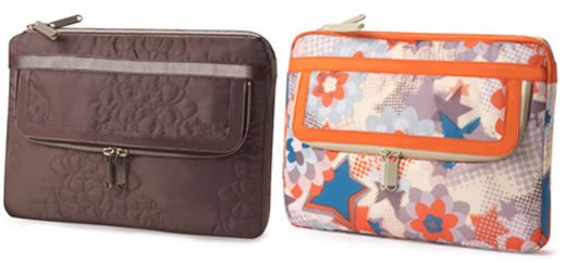 Stella McCartney diseña fundas para notebook para LeSportsac