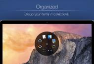 Ring Menu, acceso rápido a aplicaciones, documentos y carpetas