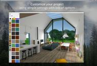 Planner 5D, una aplicación sencilla para realizar diagramas de interiores y paisajes