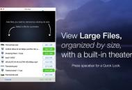 Disk App te ayuda a liberar espacio de tu disco rígido