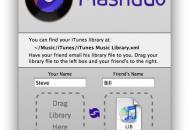 Mashduo, une las bibliotecas de iTunes