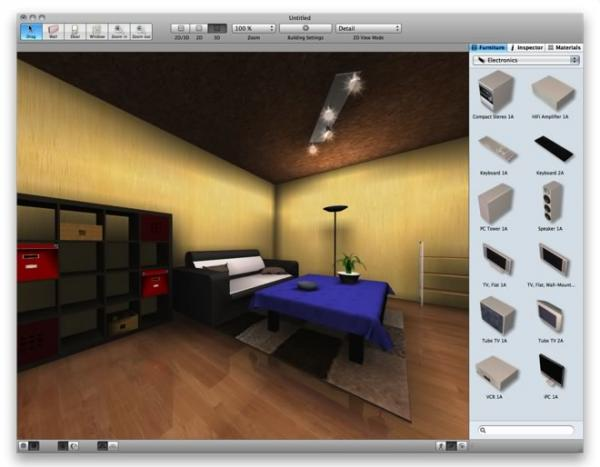 Myfourwalls dise a tu casa sin mover un solo mueble mactotal for Disena tu mueble